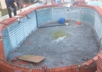 Construccion piscinas obra castellon benicassim