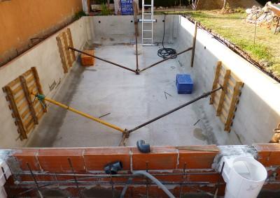 Contruccion piscinas a medida en Castellon y Benicassim