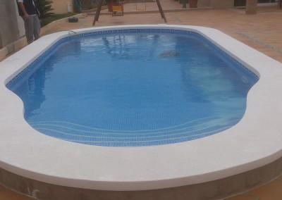 Construccion piscinas individuales y colectivas a medida en castellon y Benicassim