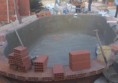 Construccion piscinas a medida castellon benicassim