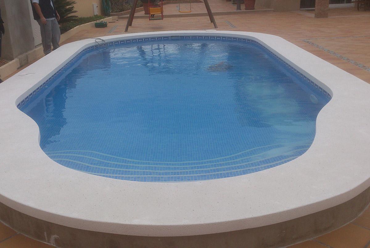 Construcci n de piscinas en castell n piscinas benages for Piscinas castellon